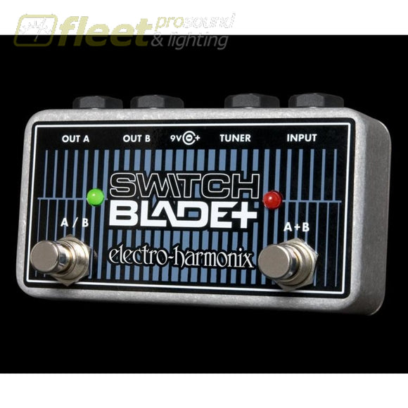 Electro-Harmonix Switchblade+ ADVANCED CHANNEL SWITCHER GUITAR SWITCHER PEDALS