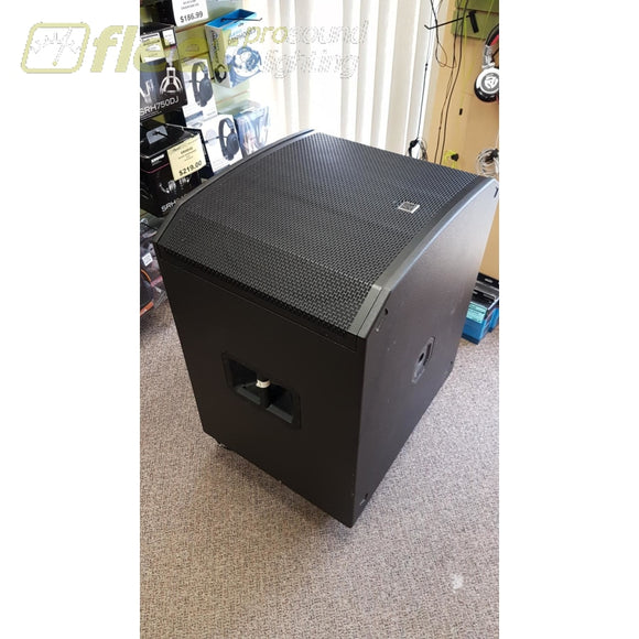 Electro-Voice ETX-18-SP Powered Subwoofer w/ cover - Used USED AUDIO