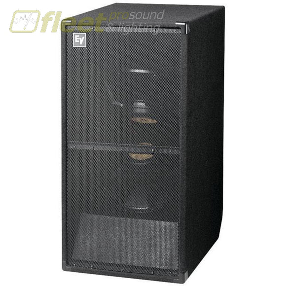 Electro-Voice Mtl1X Dual 18 2400 Watt Subwoofer ***price Listed Is For One Day Rental. Rental Passive Subs