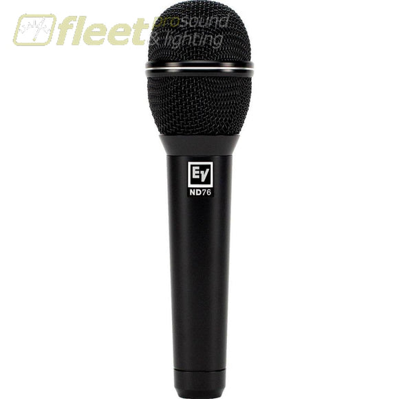Electro-Voice Nd76 Dynamic Cardioid Vocal Microphone Vocal Mics