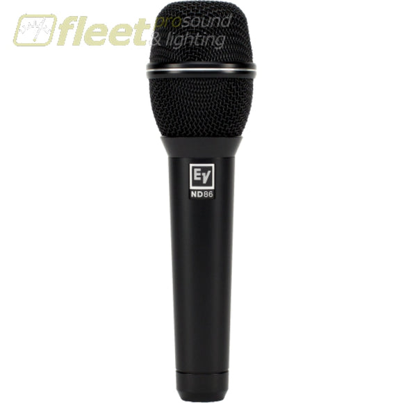 Electro-Voice ND86 Dynamic Supercardioid Vocal Microphone INSTRUMENT MICS