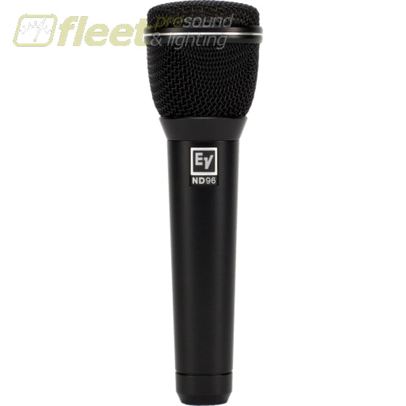 Electro-Voice ND96 Dynamic Supercardioid Vocal Microphone INSTRUMENT MICS