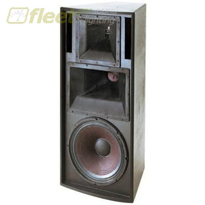 Electro-Voice Qrx-153/75-Blk Qrx Series Speaker Passive Full Range Speakers