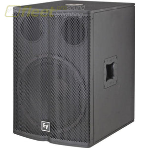 Electro-Voice Tx1181 Tour-X Series Speakers Passive Subwoofers