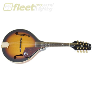 Epiphone Mm-30Asgh - Mandolin A-Style Spruce Top Antique Sunburst Gold Harware Mandolins