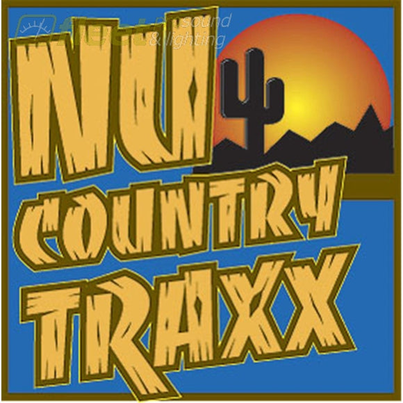 Erg Music Nu Country Traxx Music Cds