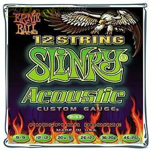 Ernie Ball Acoustic Guitar Strings - 2153 Guitar Strings