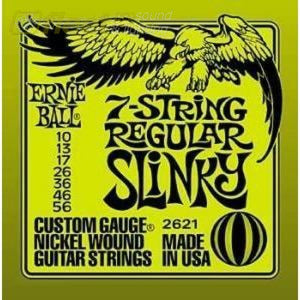 Ernie Ball Electric Guitar Strings - 2621 Guitar Strings