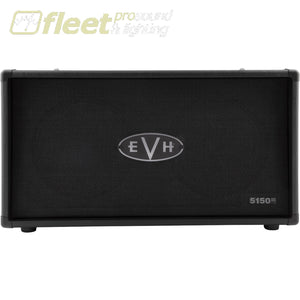 EVH 5150III 50S 2x12 Guitar Cabinet - Black (2253101710) GUITAR CABINETS