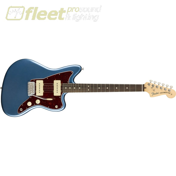 Fender 0115210302 American Performer Jazzmaster® Rosewood Fingerboard Lake Placid Blue Solid Body Guitars