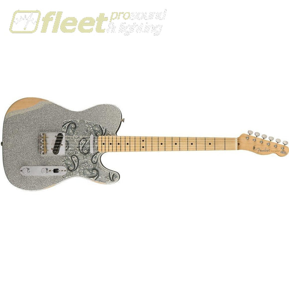 Fender 0145902317 Brad Paisley Road Worn Telecaster SOLID BODY GUITARS