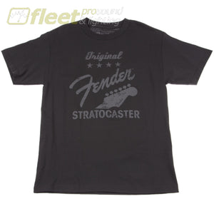 Fender 911-1003-469 Original Strat T-Shirt - Medium Clothing
