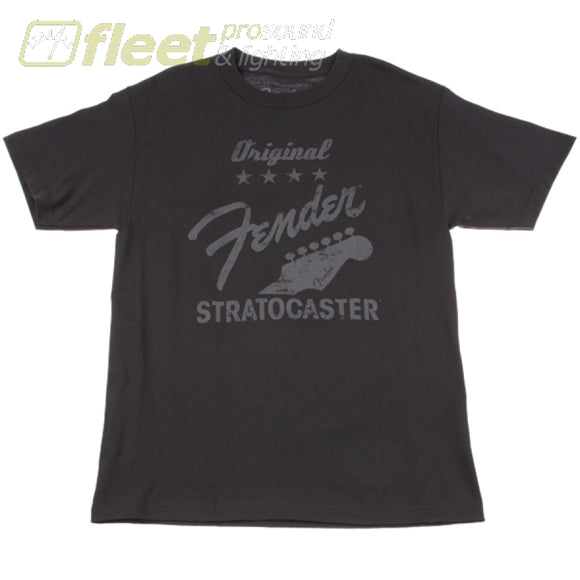 Fender 911-1003-569 Original Strat T-Shirt - Large Clothing