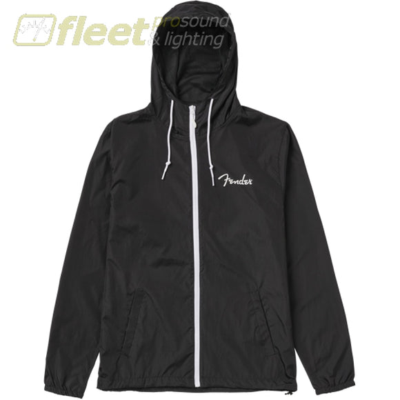 Fender 9126002506 Windbreaker Jacket - Large CLOTHING