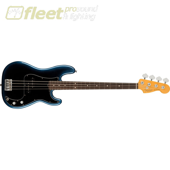 Fender American Professional II Precision Bass Rosewood Fingerboard - Dark Night (0193930761) 4 STRING BASSES