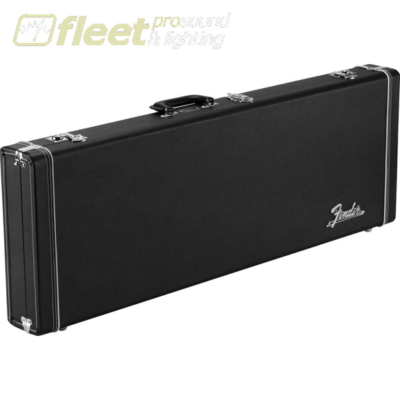 Fender Classic Series Guitar Case - Strat/Tele - Black (0996106306) GUITAR CASES