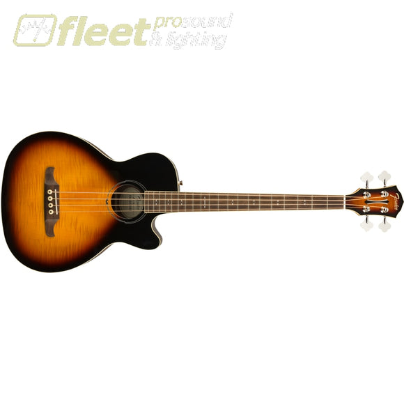 Fender FA-450CE Acoustic Bass Guitar - 3 COLOUR SUNBURST (0971443032) ACOUSTIC BASSES