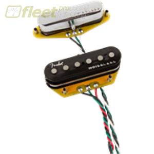 Fender Gen 4 Noiseless Telecaster Pickups- Set Of Two 0992261000 Single Coil Pickups