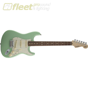 Fender Jeff Beck Stratocaster Rosewood Fingerboard Guitar - Surf Green (0119600857) SOLID BODY GUITARS
