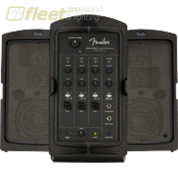 Fender Passport Conference Series 2 Black 120V Sperkers (6942000000) PORTABLE SOUND SYSTEMS