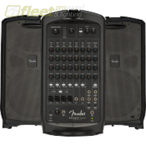 Fender Passport Venue Series 2 120V Speakers - Black (6944000000) PORTABLE SOUND SYSTEMS