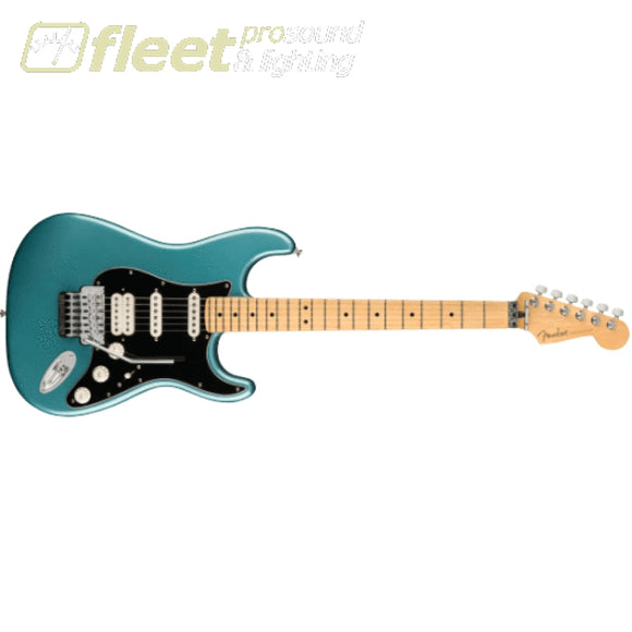 Fender Player Stratocaster with Floyd Rose Maple Fingerboard Guitar - Tidepool (1149402513) LOCKING TREMELO GUITARS