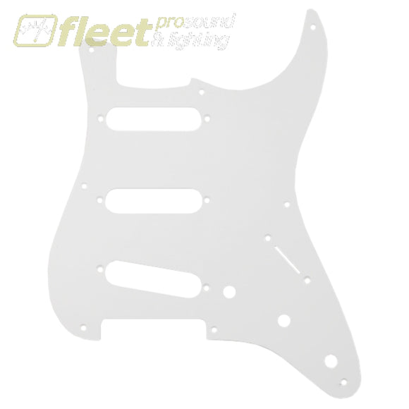 Fender Pure Vintage Pickguard 56/59 Stratocaster 8-Hole Mount Eggshell 1-Ply ( 0094245049) GUITAR PARTS