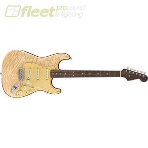Fender Rarities Quilt Maple Top Stratocaster Rosewood Neck Natural - 0176500821 ( AVAILABLE IN AUGUST 2019 ONLY 1 IN STOCK!) SOLID BODY