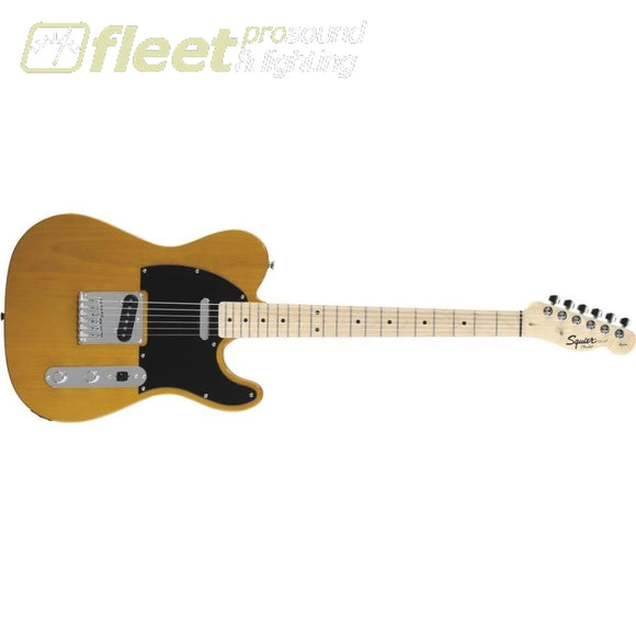 Fender Squier 0310203550 Affinity Series Tele Maple FB Butterscotch Blonde SOLID BODY GUITARS