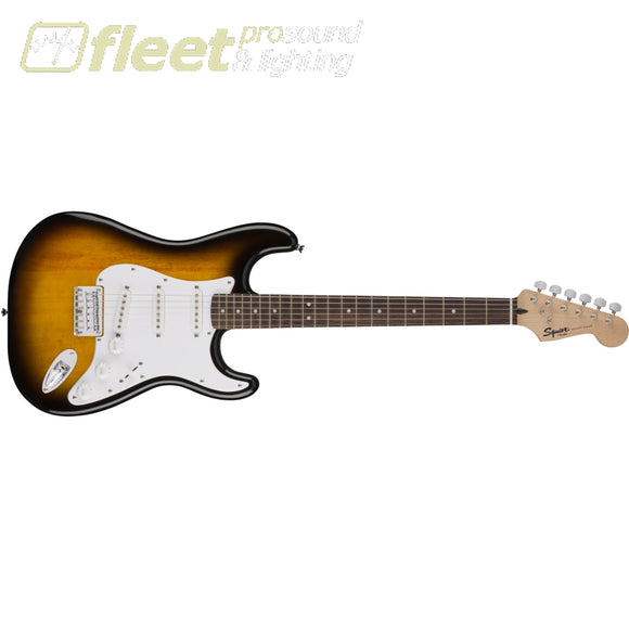 Fender Bullet Stratocaster Laurel Fingerboard - Brown Sunburst (0371001532) SOLID BODY GUITARS