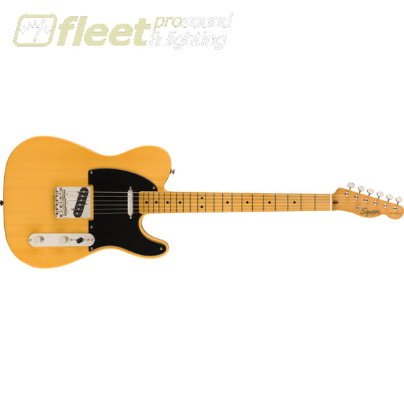 Fender Squier Classic Vibe '50s Telecaster Maple Fingerboard Guitar - Butterscotch Blonde (0374030550) SOLID BODY GUITARS
