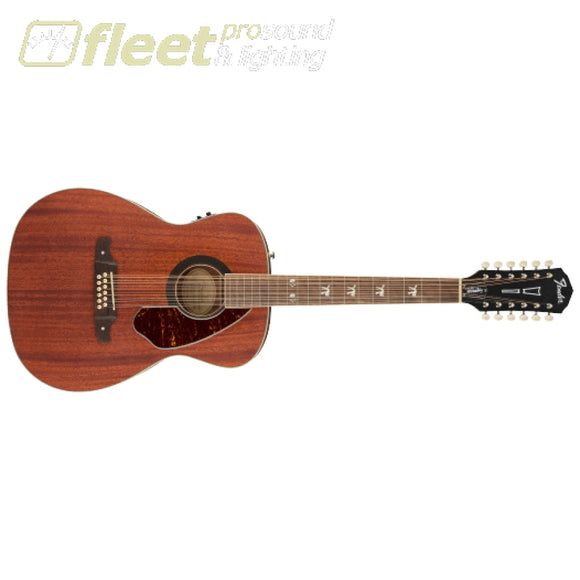 Fender Tim Armstrong Hellcat-12 Walnut Fingerboard 12-String Guitar - Natural (0971792022) 12 STRING ACOUSTICS
