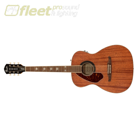 Fender Tim Armstrong Hellcat Walnut Fingerboard Left-Handed Guitar - Natural (0971757022) LEFT HANDED ACOUSTICS