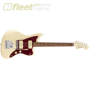 Fender Vintera 60s Jazzmaster Pau Ferro Fingerboard - Olympic White (0149753305) SOLID BODY GUITARS