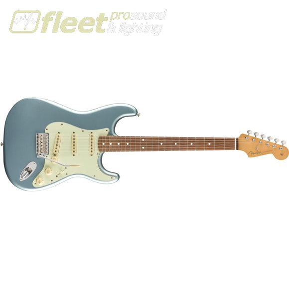 Fender Vintera 60s Stratocaster Pau Ferro Fingerboard - Ice Blue Metallic (0149983383) SOLID BODY GUITARS