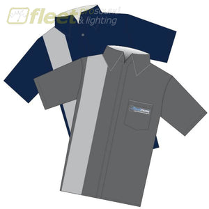 Fleet Custom Bowling Shirt - FREE with purchase over $250 USE CODE FREESHIRT at checkout CLOTHING