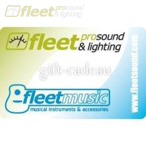 Fleet Gift Card - When You Dont Know What To Buy Buy This ! Gift Cards
