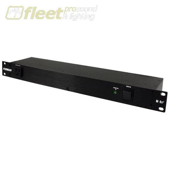 Furman M-8X2 Merit Series Power Conditioner Power Conditioners
