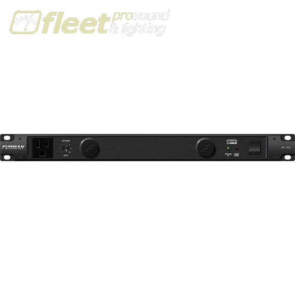 Furman Pl-8C Pro Series Power Conditioner With Rack Lights Power Conditioners
