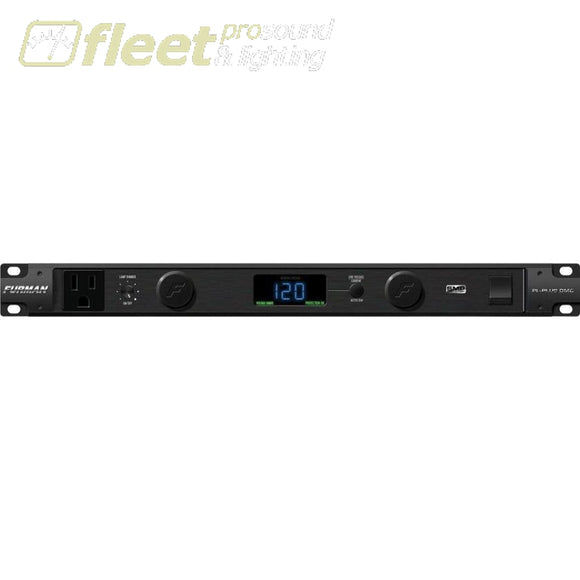 Furman Pl-Plus-Dmc Pro Series Power Conditioner With Rack Lights And Digital Voltmeter Power Conditioners