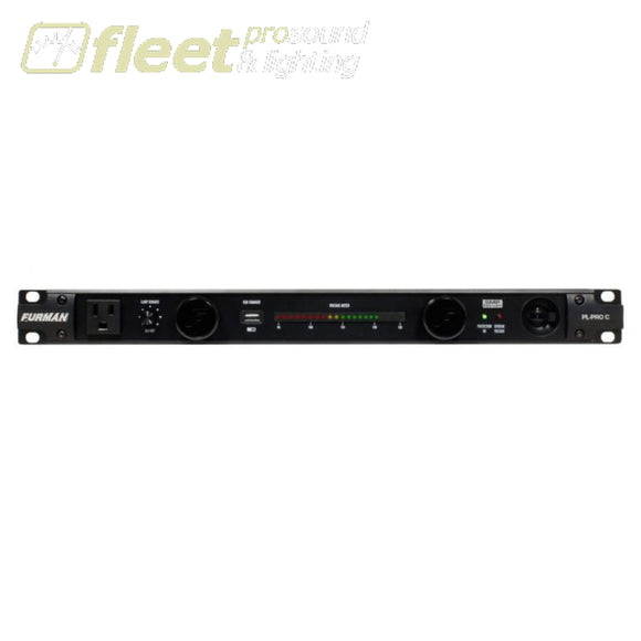 Furman Pl-Pro-C 120V/20A Power Conditioner With Lights & Voltmeter Power Conditioners