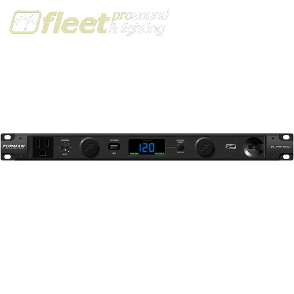Furman Pl-Pro-Dmc 120V/20A Power Conditioner With Lights & Volt/ammeter Power Conditioners