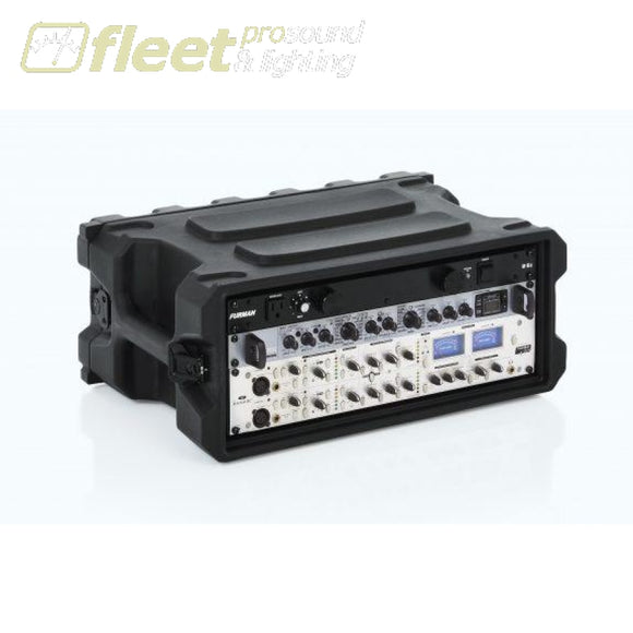 Gator G-Pro-4U-13 13 Deep Molded Audio Rack Rack Cases
