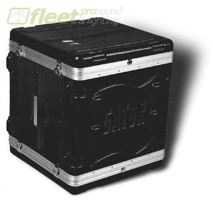 Gator Gr-10L 10U Polyethylene 19 Rack 19.5 Deep Locking Lids Rack Cases