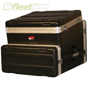 Gator Grc10X4 - 10 Spaces On Tilt 4 Spaces Below. 19 Polyethylene Rack Dj Cases