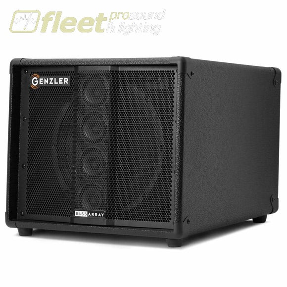 Genzler BA10-2 Bass Array Cabinet BASS CABINETS
