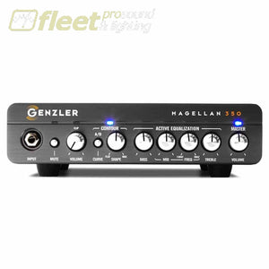 Genzler Mg-350 Magellan 300W Bass Ampifer Bass Heads