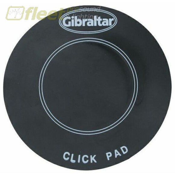 Gibraltar Bass Drum Single Click Pad Drum Accesories