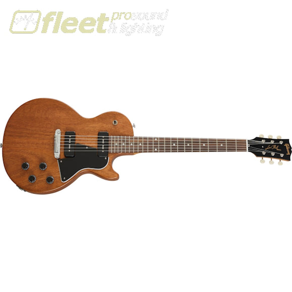 Gibson LPSPTP01-NWCH Les Paul Special Tribute - P-90 - Natural Walnut Satin SOLID BODY GUITARS
