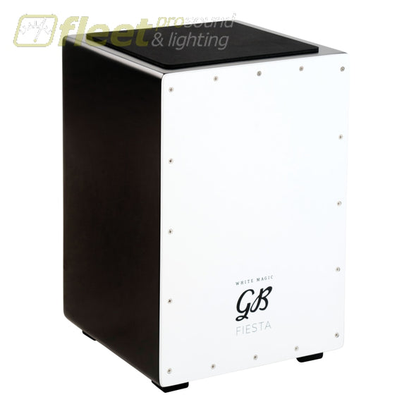 Gonbops Fiesta Cajon Fscjwm White Magic Cajon